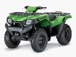 Kawasaki KVF650 4x4: подробнее