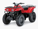 Kawasaki KVF360 4x4: подробнее