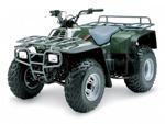 Kawasaki KLF300 2x4: подробнее
