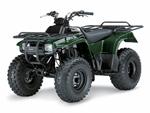Kawasaki KLF250: подробнее