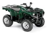 Yamaha Grizzly 700: подробнее