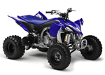 Yamaha YFZ450R: подробнее