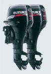 Мотор Suzuki DF40 и DF50: подробнее