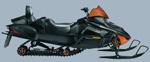 Arctic Cat TZ1 Turbo LXR: подробнее