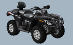 Can-Am Outlander Max 800R EFI XT: подробнее