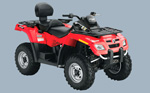 Can-Am Outlander Max 650 EFI: подробнее