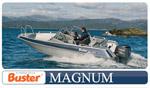 Катер Buster Magnum: подробнее
