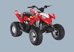 Квадроцикл Outlaw 90: подробнее