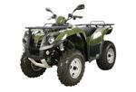 Квадроцикл SYM QuadRaider 600 ALU: подробнее