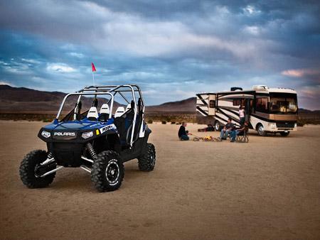 Квадроцикл Ranger RZR 4