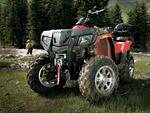 Квадроцикл Sportsman 400 H. O.: подробнее