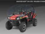 Квадроцикл Ranger RZR LTD Walker Evans: подробнее