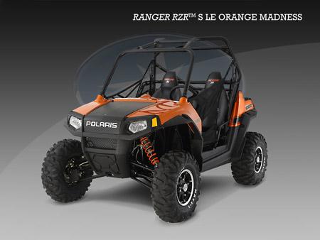 Квадроцикл Ranger RZR 800 S