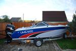 Б/у катер UMS 600 PL: подробнее