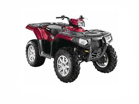 Квадроцикл Sportsman XP 550 EPS