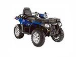 Квадроцикл Sportsman Touring 550 EPS EFI: подробнее