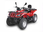 Мотовездеход Stels ATV 500 GT: подробнее
