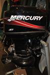 Б/у лодочный мотор Mercury Jet 40 EO: подробнее