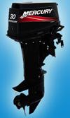 Лодочный мотор Mercury 30 M: подробнее