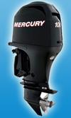 Мотор лодочный Mercury F 100 ELTP EFI: подробнее