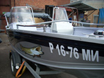 Б/у катер UMS 420 CL (2009): подробнее