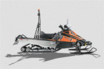 Arctic Cat Bearcat Z1 XT GS: подробнее