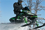 Arctic Cat M 1100 153
