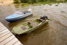 Лодка UMS-400