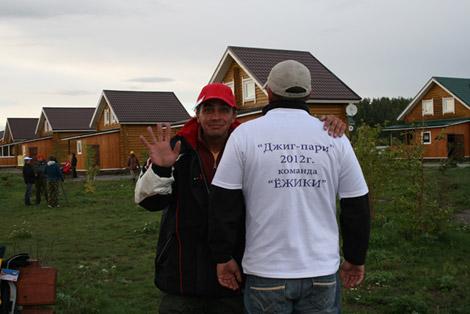 Турнир «Джиг-Пари 2012»