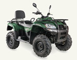 Квадроцикл BM Jumbo 700 MAX Basic: подробнее