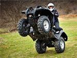 Квадроцикл Stels ATV 500H: подробнее