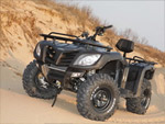Квадроцикл Stels ATV 600GT: подробнее