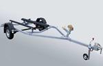 Прицеп для катеров и лодок МЗСА 81771D.001-05: подробнее