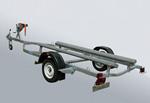 Прицеп для катеров и лодок МЗСА 81771E.001: подробнее