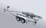 Прицеп для катеров и яхт МЗСА 822131.402: подробнее
