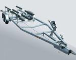 Прицеп для катеров и яхт МЗСА 822141.602: подробнее