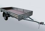 Прицеп для транспортировки квадроцикла МЗСА 817703.001-05: подробнее