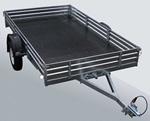 Прицеп для перевозки мототехники МЗСА 817716.001: подробнее