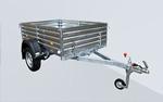 Одноосный бортовой прицеп с увеличенными бортами МЗСА 817710.004-05: подробнее
