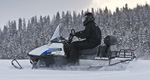 Снегоход Polaris Widetrak LX: подробнее