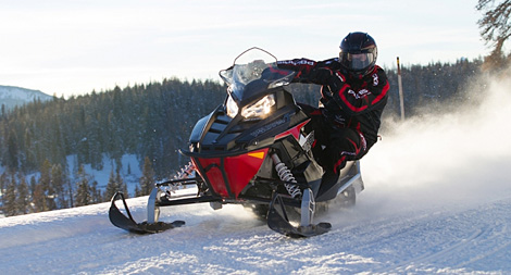 Снегоход Polaris 800 INDY SP