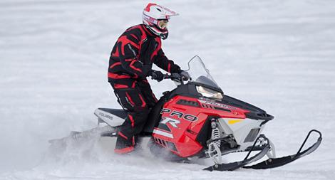 Снегоход Polaris 800 SWITCHBACK PRO-R