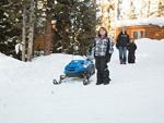 Снегоход Polaris 120 INDY: подробнее