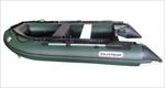 Лодка Golfstream Master MS 330: подробнее