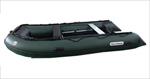 Лодка Golfstream Master MS 385: подробнее