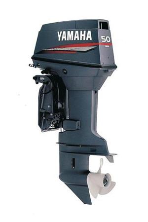 Мотор Yamaha 50HETO/50HMHO