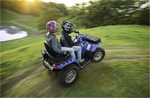 Polaris SPORTSMAN TOURING 850 H. O. EPS: подробнее