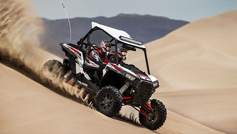 Новые модели мотовездеходов Polaris 2014
