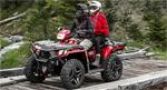 Квадроцикл SPORTSMAN TOURING 850 SP: подробнее
