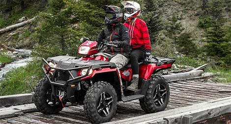 Квадроцикл SPORTSMAN TOURING 850 SP